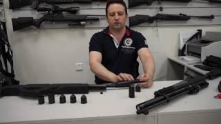 Лучший глушитель для пневматической винтовки