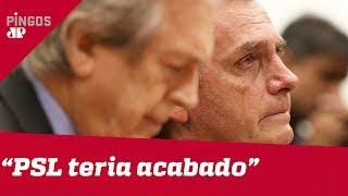 Continua crise entre Bolsonaro e PSL