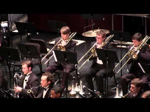 """CCM Wind Orchestra Performs Revueltas' """"Sensemayá"""" - March 20, 2013"""
