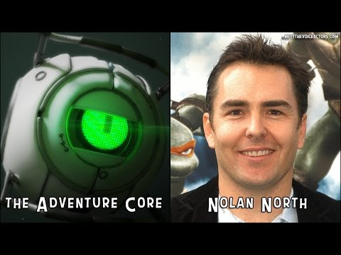 Portal 2 characters And Voice Actors