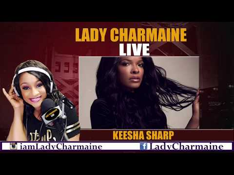 KEESHA SHARP talks Letha Weapon, and getting role over Golden Brooks