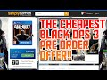 *HOW TO GET BLACK OPS 3 VERY CHEAP!!!*