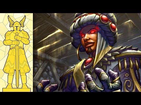 Гневион | История героев Warcraft (часть 1)