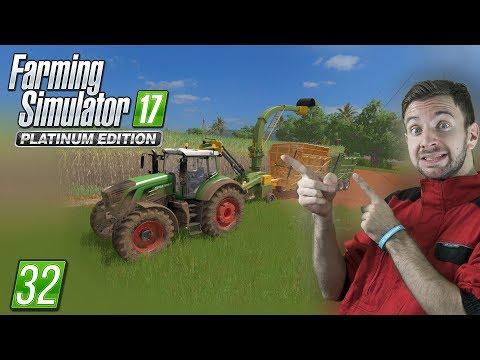 NÁROČNÁ SKLIZEŇ   Farming Simulator 17 #32