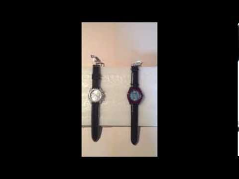 High Quality Lab Made Jewelry - Ice Master Watches For Sale - $50 Each