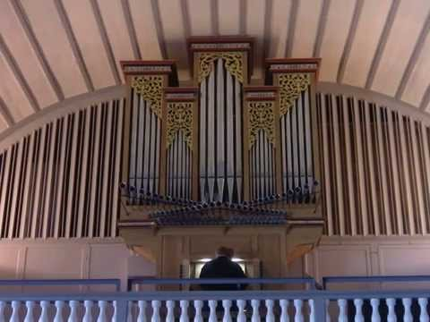 Spanish Organ in Serrières I