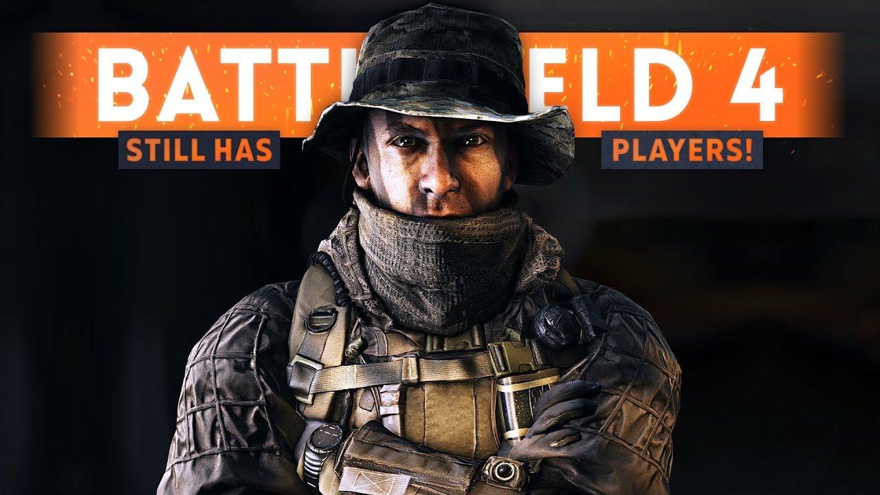 HERE'S WHY BATTLEFIELD 4 WILL SURVIVE LONGER Than Battlefield 1