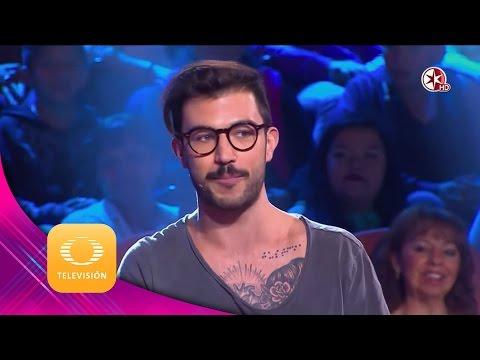 Diego Alfaro en Recuerda y gana | Televisa Televisión