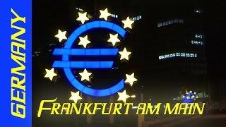Frankfurt am Main Deutschland. Франкфурт-на-Майне Германия.