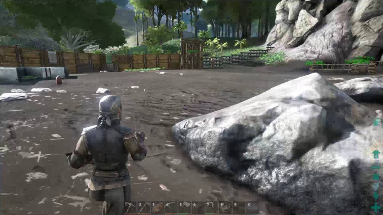 How To Craft Fabricator In ARK Survival Evolved - YouTube