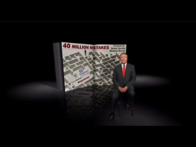 60 Minutes: 40 Million Mistakes - Credit Reporting
