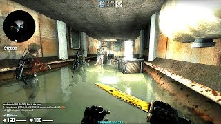 CS:GO - Zombie Escape Mod: ze_Ocean_Base_escape_p2 map