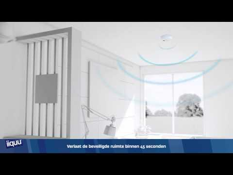 Home Safety sensor alarm
