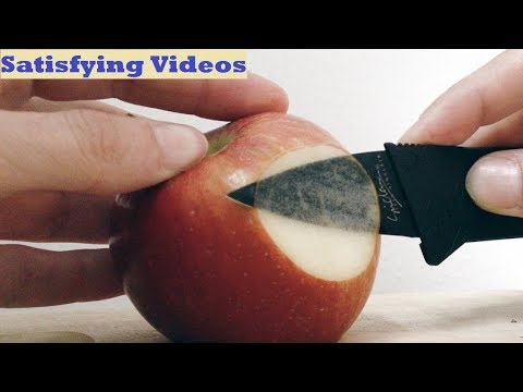 Amazing Skills Fast Workers Food Cutting and Processing Machines ★ Satisfying Video Street Food 2017