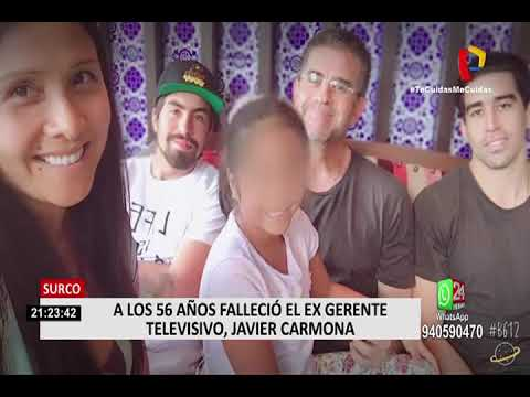 Javier Carmona, esposo de Tula Rodríguez, fallece tras dos años en estado vegetativo