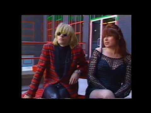 Divinyls 1991 Much Music Interview