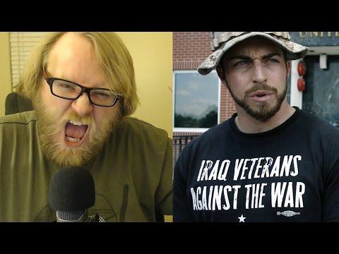 Liberal TJ vs. Anarchist Adam Kokesh (DP)