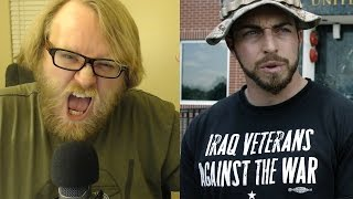 Liberal TJ vs. Anarchist Adam Kokesh (DP)
