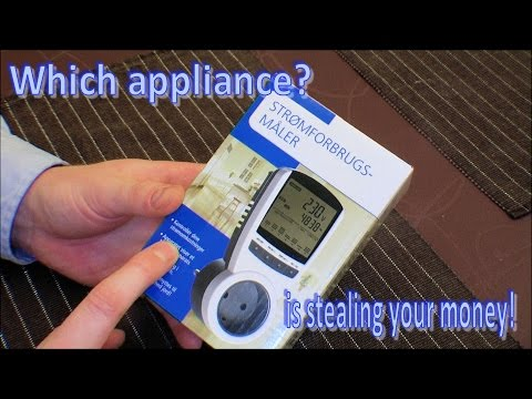 Unboxing, PowerMeter for household appliances - 111