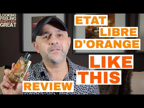 Etat Libre D'Orange Like This Review + Full Bottle USA Giveaway