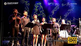 TIJC2013 Knocks Me Off My Feet - Stevie Wonder : Silpakorn Jazz Orchestra
