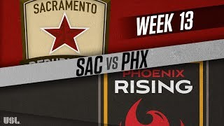 Sacramento republic fc vs phoenix rising fc: june 9, 2018