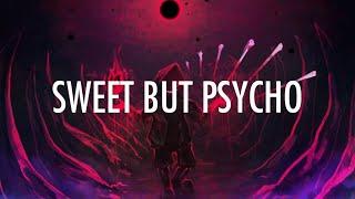 Sweet But Psycho - Ava Max (Lyrics) 🎵 Video