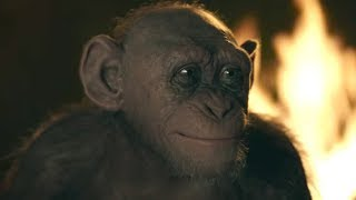 War of the Planet of the Apes - Bad Ape Funny Moments
