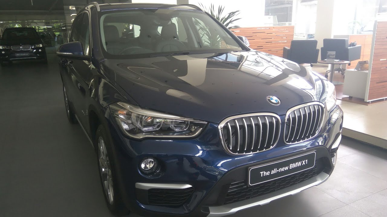 BMW X1 SDrive18i [F48] First Impression Review Indonesia