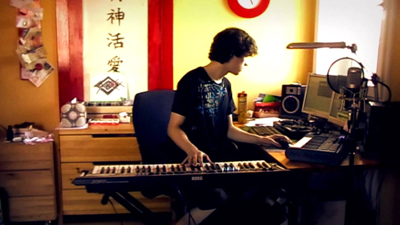 Studio Time with Virtual Riot