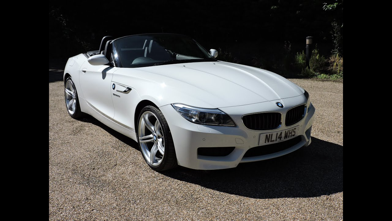 bmw z4 sdrive m sport walkaround youtube. Black Bedroom Furniture Sets. Home Design Ideas