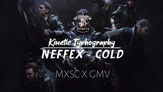 Download NEFFEX - Cold [ GMV & Lyrics ] (Typhography)