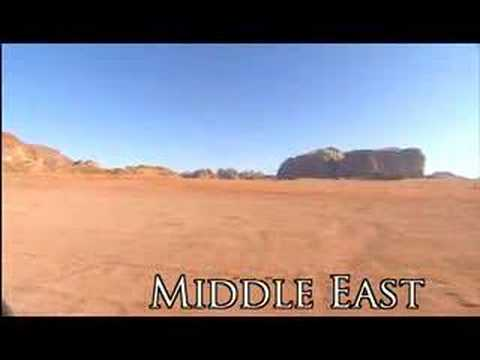 Africa and Middle East Travel Destinations