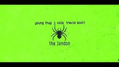 Young Thug - The London (ft. J. Cole & Travis Scott) [The London Instrumental]