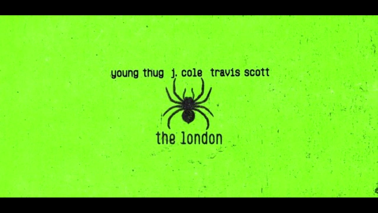 Young Thug - The London (ft. J. Cole & Travis Scott) [The London Instrumental] image