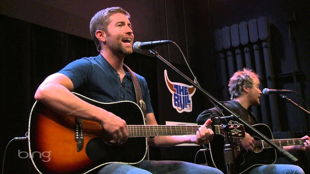 Josh Turner - Why Dont We Just Dance (Bing Lounge) - YouTube