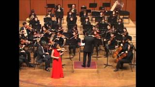 Max Bruch Violin Concerto No.1 in G minor op.26, Prelude:Allegro Moderato