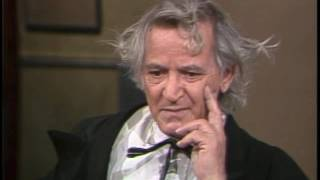 Irwin Corey on Late Night, December 6, 1983