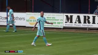 HIGHLIGHTS | Hampton & Richmond Boro v Bath City 11/8/18