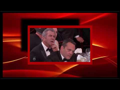 Thumbnail: Mel Gibson and Vince Vaughn React To Meryl Streep's Golden Globes Speech
