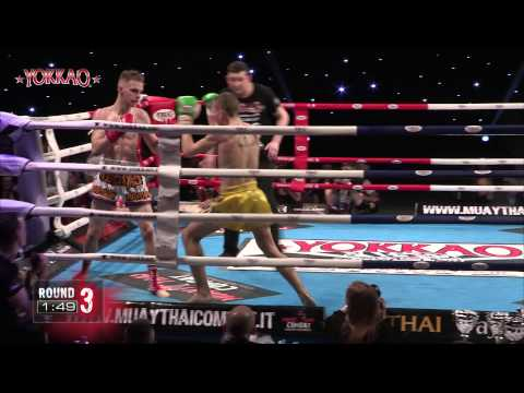 YOKKAO 8: Daniel McGowan vs Jordan Coe FULL-HD