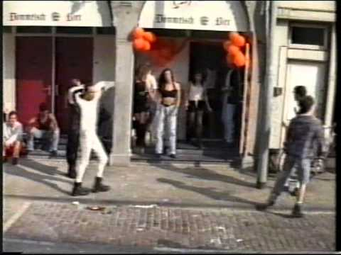 classic houseparty 1993 queensday party in Zaandam chapter 2