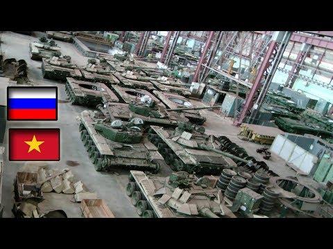 Việt Nam sẽ nhận 73+ chiếc xe tăng T-90S và T90-SK cuối năm nay