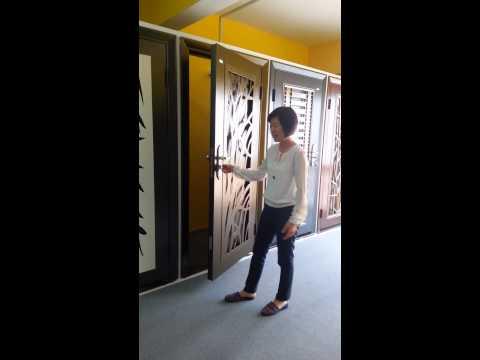 SECURITY DOOR MALAYSIA