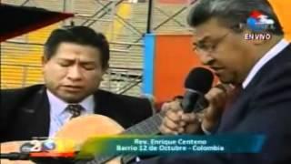 Convención Nacional MMM Perú - Los pastores tambien lloran - Rev Enrique Centeno