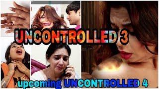 UNCONTROLLED 3/short film /love story film/horror film/4k shoot /DIR-VINAY KU