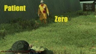 Patient Zero - Arma 2 DayZ Mod