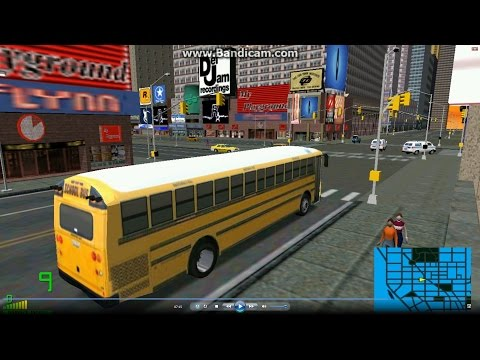 mm2 遊車河 (1001) Thomas Saf-T-Liner HDX 2002 School bus @ New York City