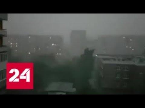 Падение башенного крана в Барнауле: возбуждено уголовное дело - Россия 24