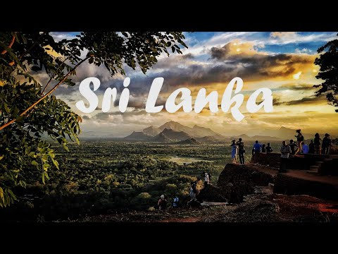 Sri Lanka Trip! (Shot with iPhone and Dji Spark)